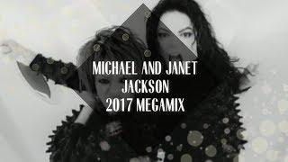 Michael and Janet Jackson: Megamix [2017]