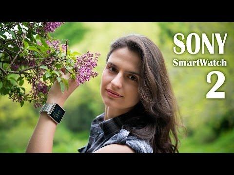 Обзор смарт-часов Sony SmartWatch 2