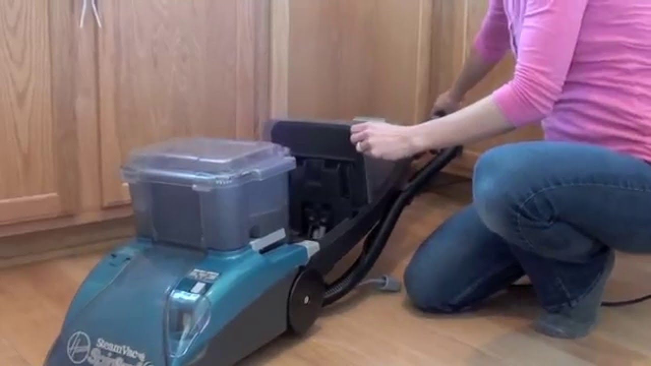 Hoover Steamvac With Clean Surge F5914 900 Review