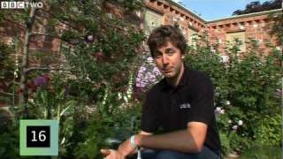 20 Second Tips - Edible Borders with Simon Ginger - RHS Chelsea Flower Show - BBC Two