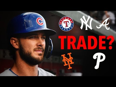 Will The Cubs Trade Kris Bryant? (And What They Should Do Instead)
