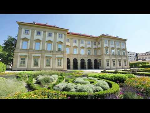 Imagevideo Liechtenstein GARDEN PALACE