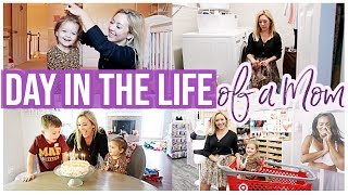 *NEW* DAY IN THE LIFE OF A STAY AT HOME MOM | RAW + REAL DITL SAHM VLOG | Brianna K