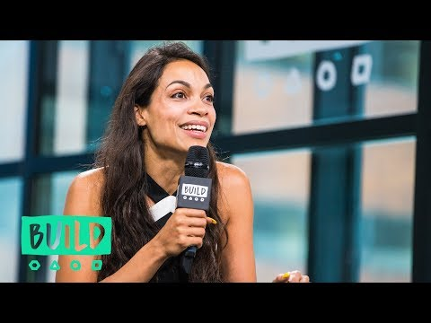 Rosario Dawson On Regretting Early Years Of Acting