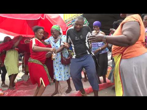 Malabo Market - Equatorial Guinea AFCON 2015