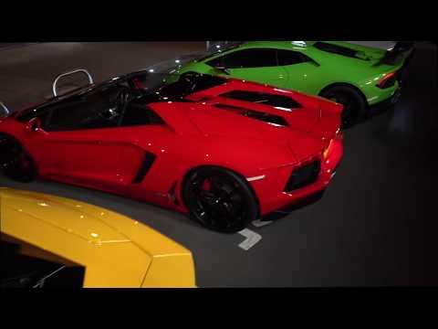 Lamborghini Night Run