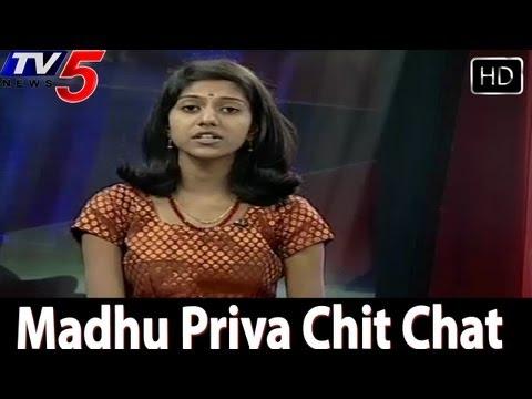 Singer Madhu Priya With Pravasandhra - TV5