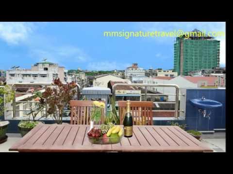 Hotel Grand United Chinatown Yangon Myanmar