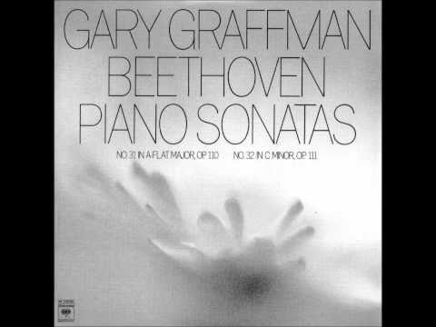 GARY GRAFFMAN plays BEETHOVEN Sonata No.32, Op.111 (1976)