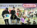 My FIRST TIME BACK! Tour of the Nintendo NY Store!!! | *Discovering NEW collectibles!* |