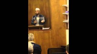 Green Bay masjid -lslamic lecture sept 2013