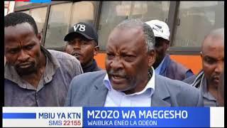 Mzozo wa Maegesho waibuka katika eneo la Odeon, wahudumu wazozania eneo | MBIU YA KTN