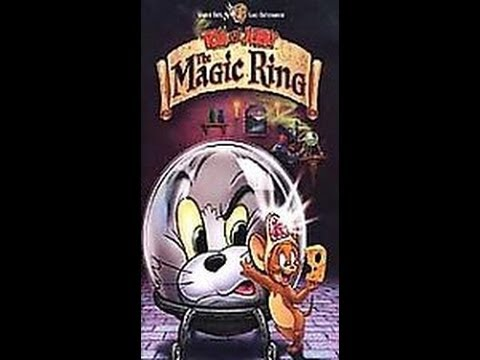 Opening To Tom & Jerry:The Magic Ring 2001 VHS