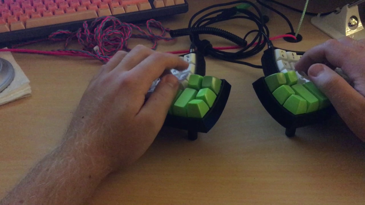 Dactyl Typing Test