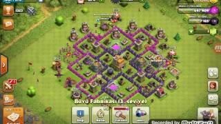 Clash of clans : bölüm 1