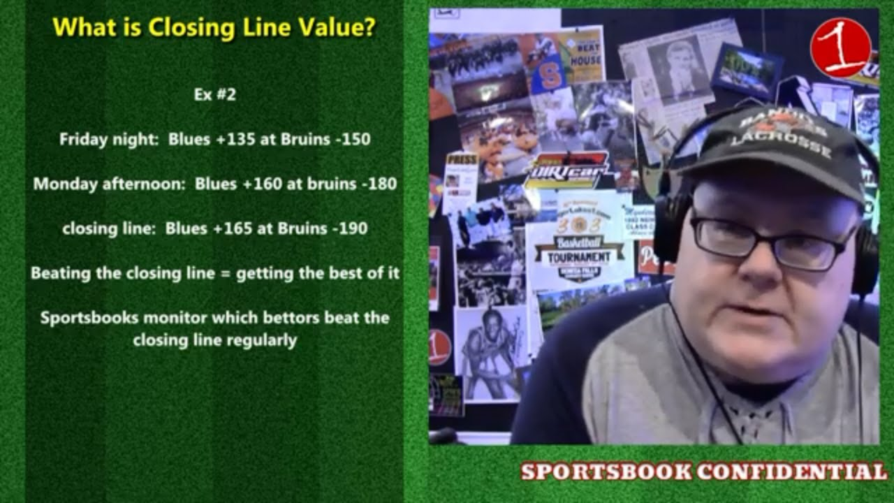 What is Closing Line Value & big auto racing weekend .::. Sportsbook Confidential 5/24/19