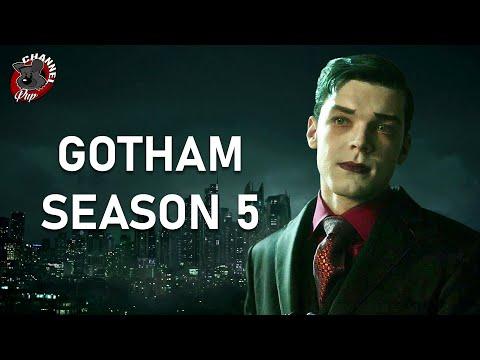Gotham Season 5 Launch Special