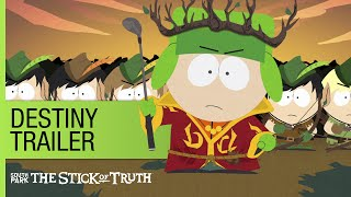 "South Park: The Stick of Truth - ""Destiny"" Trailer"