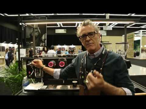 Profiling coffee with Patrick O'Malley