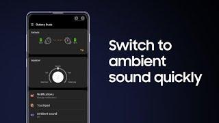 Galaxy براعم: كيفية إعداد واستخدام سريعة الصوت المحيطة