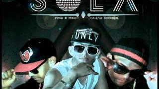 SOLA Rayan Ft Dj M.i.a.m.i & Owl bastard (Caleta Records & Prod. R Music - Reggaeton 2013)
