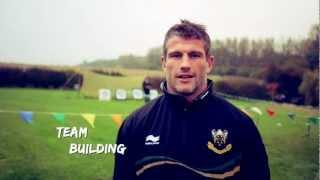 Guinness Behind the Badge - Saints - Team Bonding