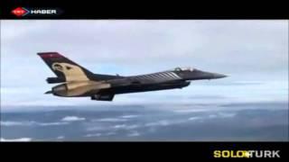 Solo Turk - Turkish F16 Show Team (2011)