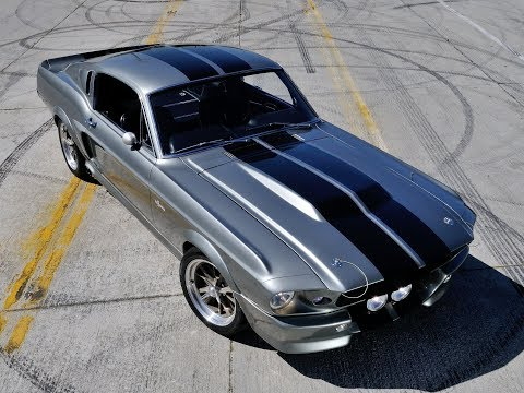 Ford Mustang Shelby GT500 Shelby Cobra ИСТОРИЯ СОЗДАНИЯ