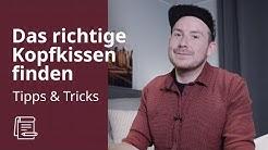 Bettdecke und Kopfkissen aussuchen | IKEA Tipps & Tricks