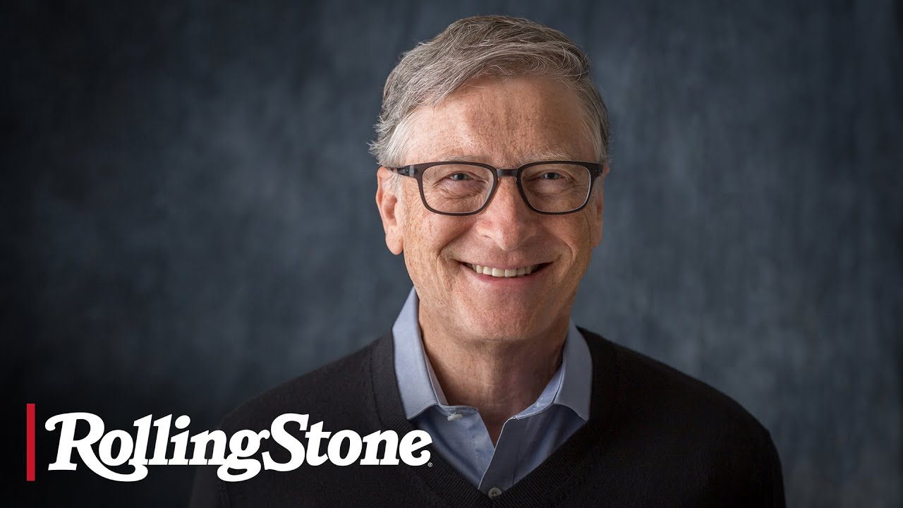 Bill Gates Talks Climate Change and Covid Conspiracy Theories with Jeff Goodell | The RS Interview