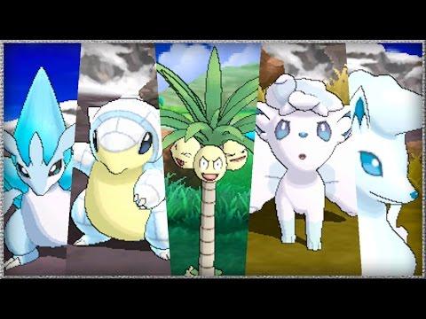 ¡Revelados 6 nuevos Pokémon, 5 nuevas formas y muchas novedades!