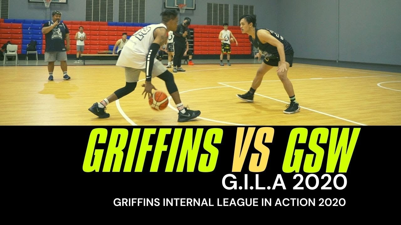 #GILA2020 | GRIFFINS vs GSW | Game 2 | HIGHLIGHTS