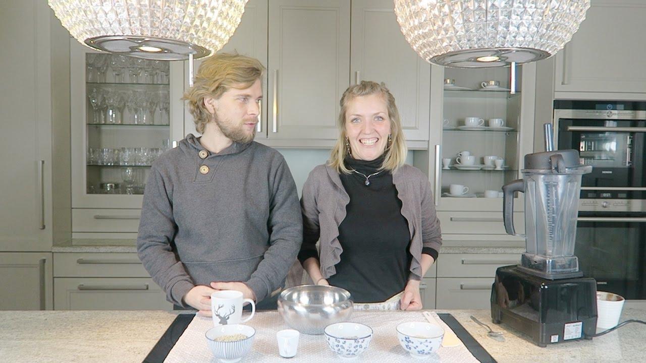 Vlog schönste küche der welt raw starter dreh