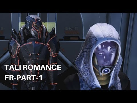 ME3 [French] (Added-English-Subtitles) - Tali Remastered PART1 (Quarian Arc Complet  )