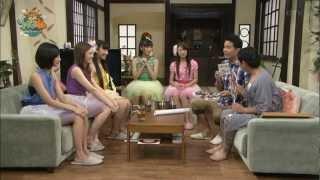 沖縄のご当地アイドル、Lucky Color's(ラッキーカラーズ)が沖縄で放送されている沖縄のさんまのまんま的ローカルバラエティー番組に出演した時の...