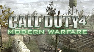 [HD@60FPS] Call of Duty 4: Modern Warfare Multiplayer Gameplay - Overgrown Domination