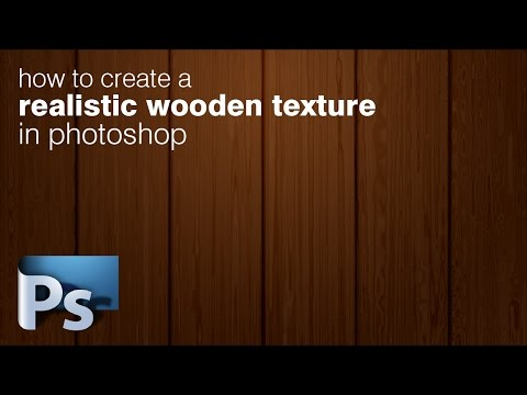 Download How To Create Wooden Text Effect In Photoshop L