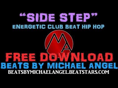 SIDE STEP - Energetic Modern Hip Hop Beat - Club Type Hip Hop Instrumental - FREE BEAT DOWNLOAD
