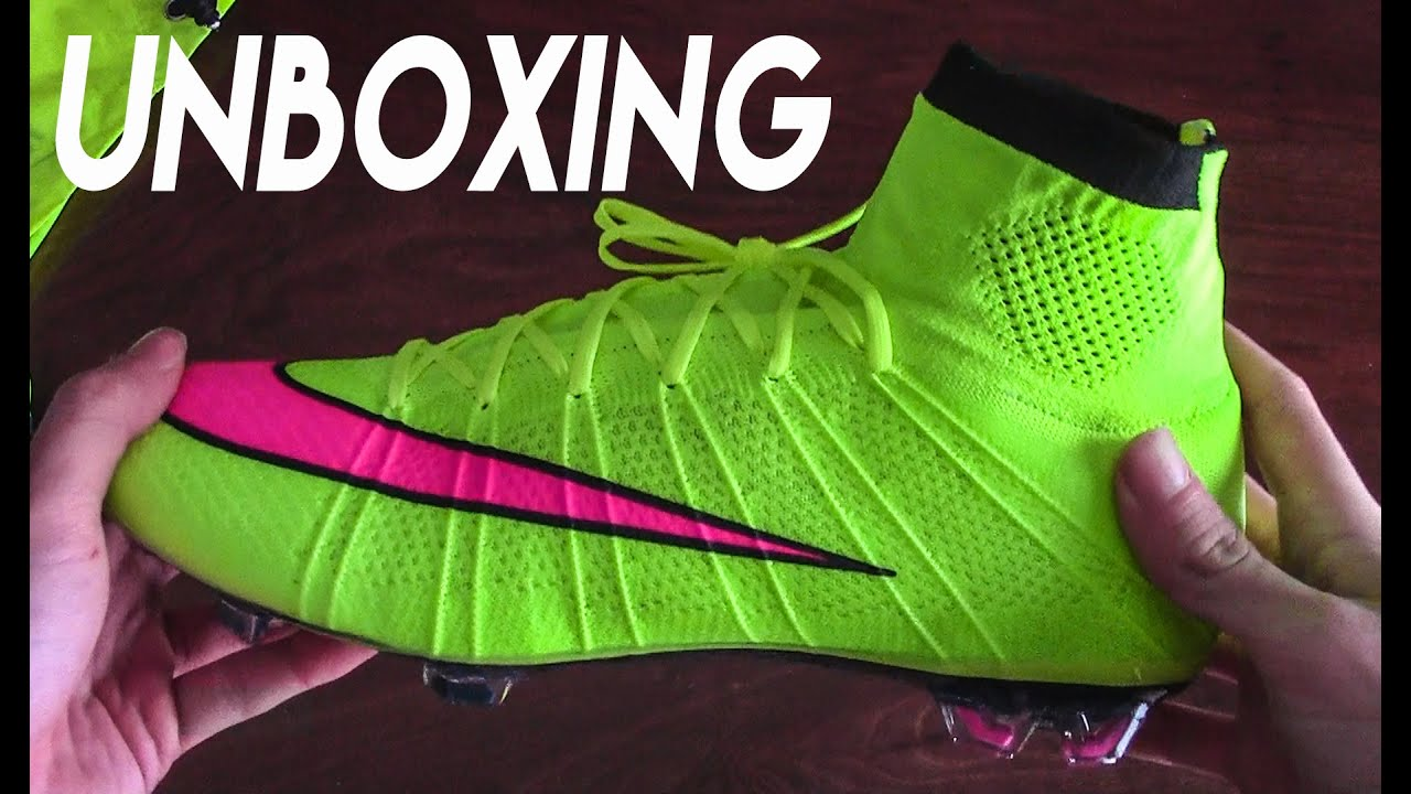 reputable site 6c340 e3dc1 NIKE MERCURIAL VAPOR SUPERFLY 4 unboxing  highlight pack ITA