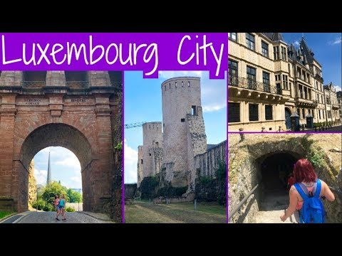 LUXEMBOURG CITY, LUXEMBOURG 🇱🇺