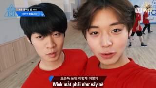[Vietsub] [Produce 101 Season 2] 101TV - Trainee CAM EP 6