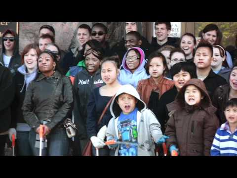 Global Youth Service Day Vid