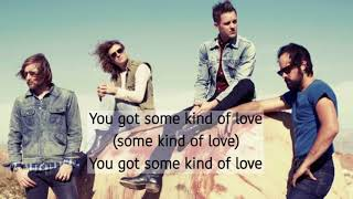 The Killers-Some kind of love( lyric video)