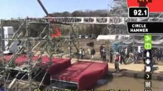 Ninja Warrior - Olivia Munn's 2nd Run