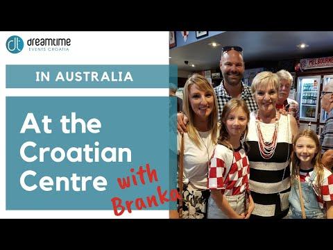 Croatians In Australia: Croatian Community Centre I Western Australia I Feb 2019