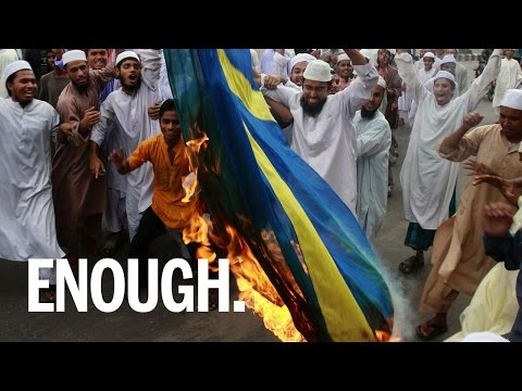 Sweden Rejects VISAs, Deports 80,000 Migrants and illegal Immigrants - FINALLY