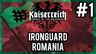 KaiserReich Mod Iron Guard Romania HOI IV - 1