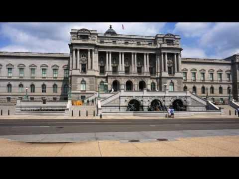 Library of Congress, Thomas Jefferson Building   Washington D C  20160616