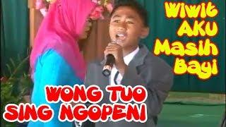 Download lagu LAGU JAWA - WIWIT AKU ISIH BAYI WONG TUO SING NGOPENI - SISWA SMP