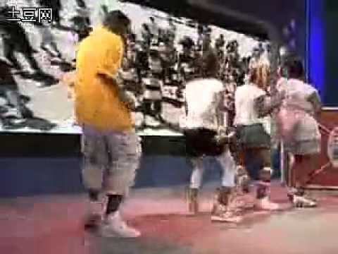 Cupid Cupid Shuffle live on 106 & park 2007